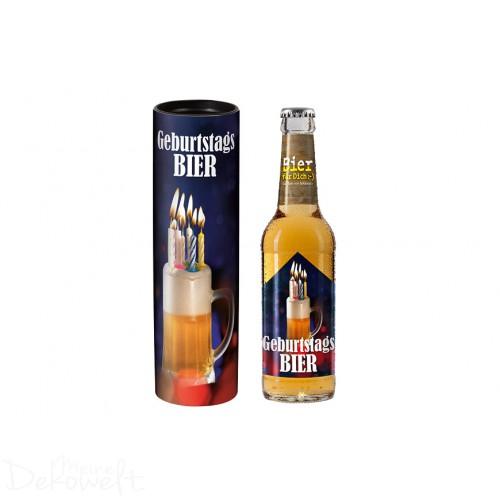 """Bier """"Geburtstags Bier"""" in Geschenkdose"""