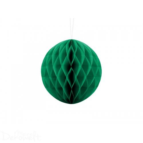 5 Wabenbälle Grün Honeycomb Ball 20cm