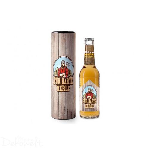 """Bier """"Harte Kerle"""" in Geschenkdose"""